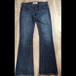 Paper Denim Cloth Denim Boot Cut Size 6